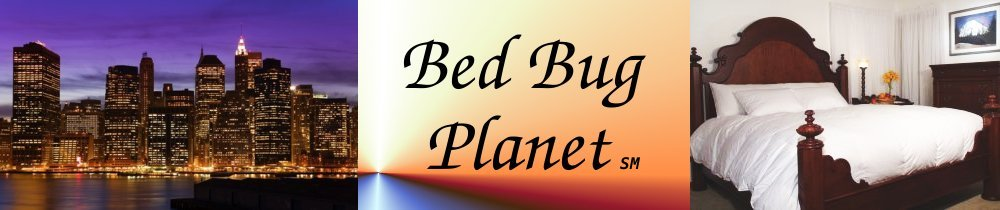 Bed Bug Planet